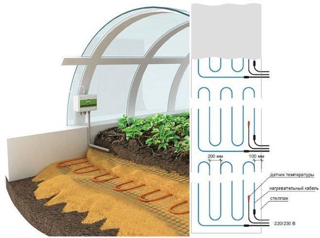 Как правильно организовать отопление в теплице: варианты систем, их преимущества и недостатки