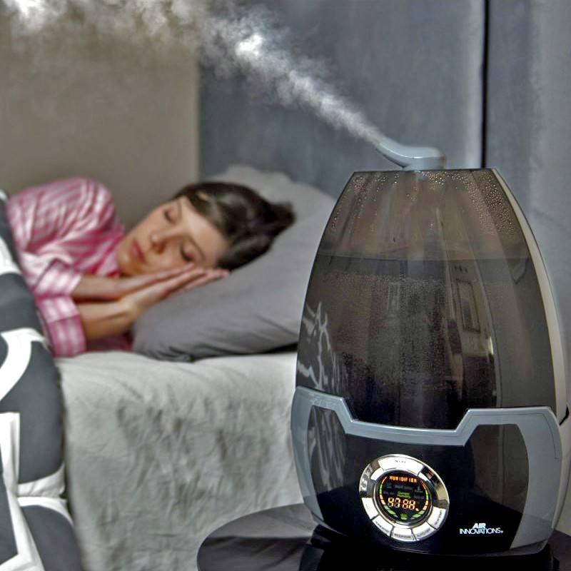 Увлажнитель воздуха. нужен ли он? доводы в пользу и против увлажнителя