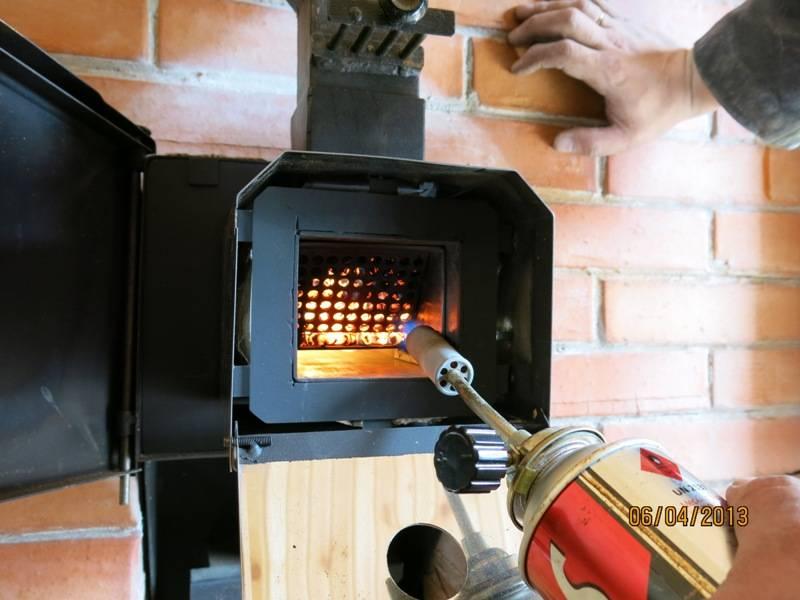 Газовая горелка для банной печи своими руками: как изготовить самодельное устройство