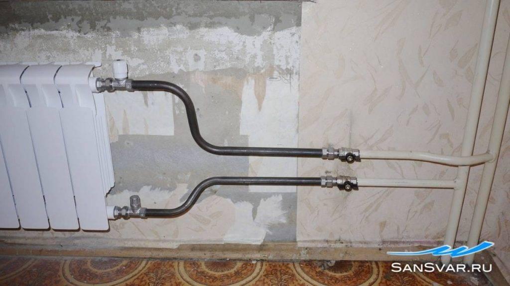 Как правильно заменить радиаторы отопления в квартире