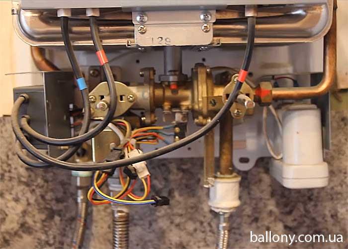 Не зажигается пламя в газовой колонке bosch: поиск причины неисправности и рекомендации по ремонту