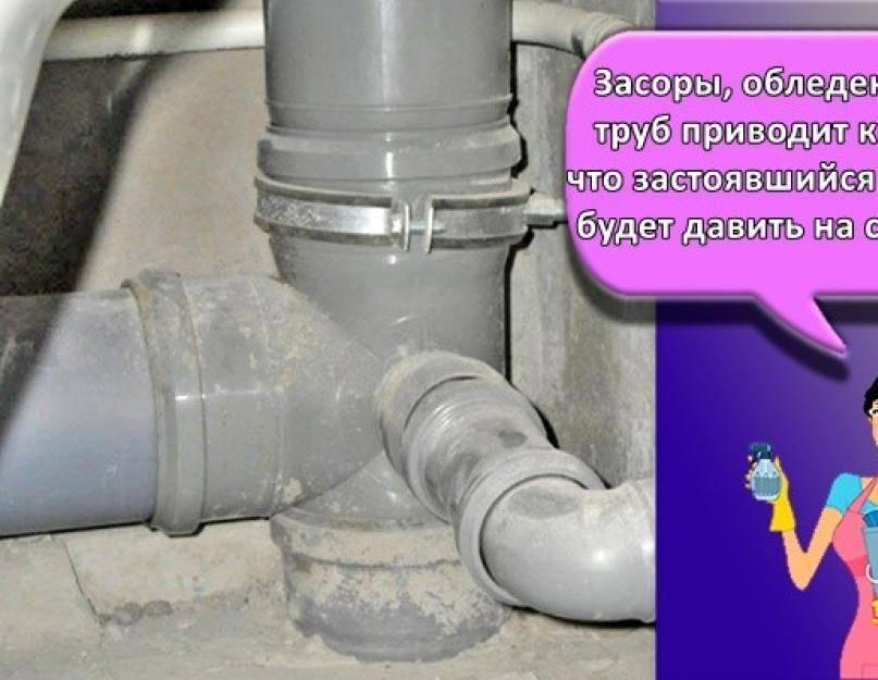 Запах канализации в квартире или в ванной: причины появления и способы устранения