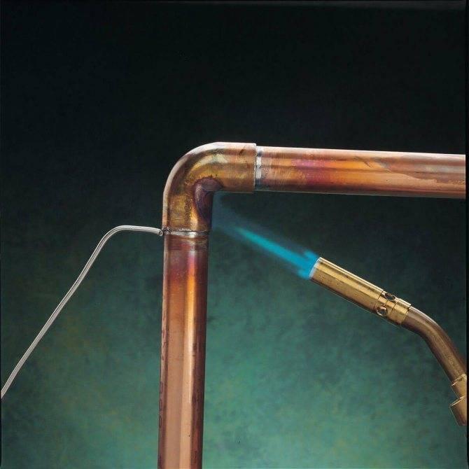 Монтаж медных труб: отопление и водопровод своими руками, установка в квартире, как соединить медный трубопровод, обжим и пайка труб из меди