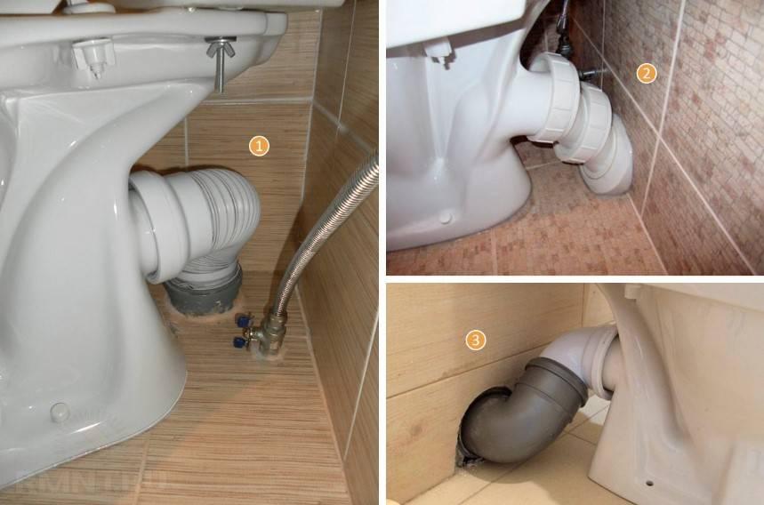 Как установить унитаз своими руками: видео-урок как правильно и бесплатно установить и подключить его к канализации
