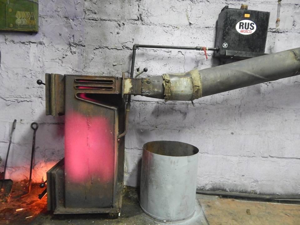 Отопление гаража самый экономный способ своими руками