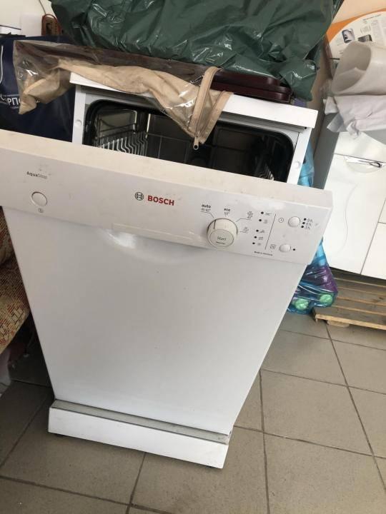 Руководство: bosch sps40e32ru посудомоечная машина