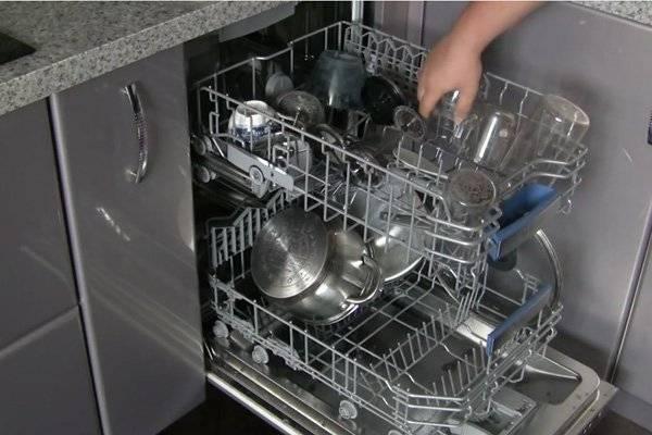 Посудомоечная машина - за и против