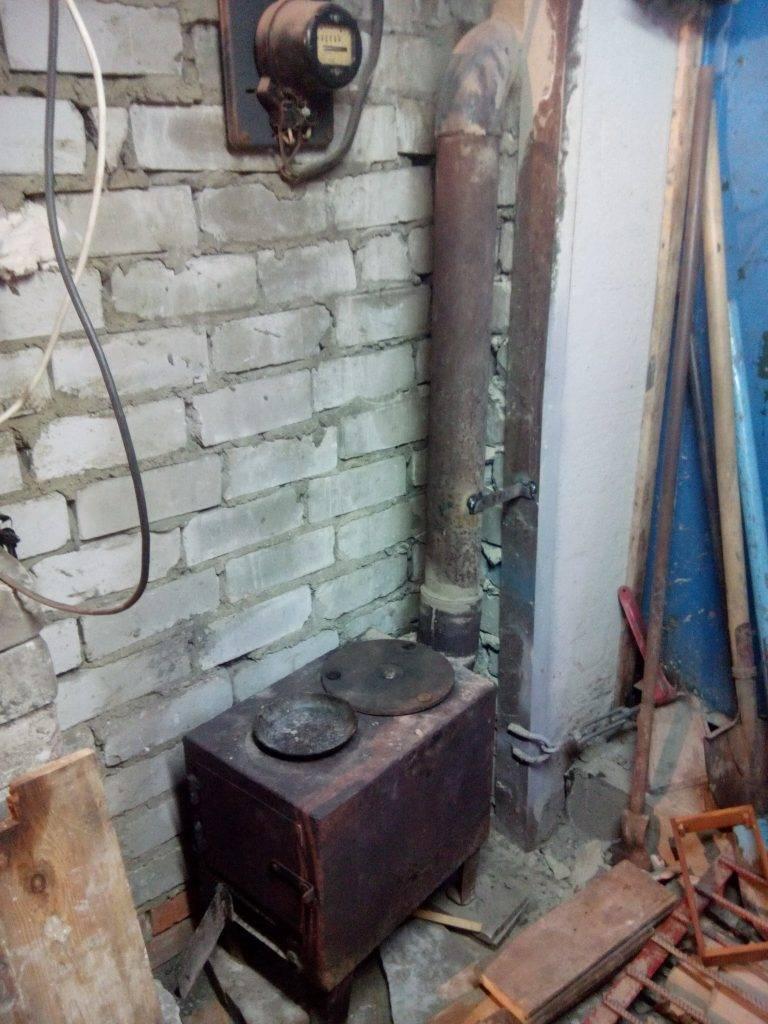 Отопление гаража своими рукам - электричеством, отработкой, газом и др.