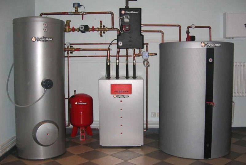 Нюансы установки электрического котла в частном доме