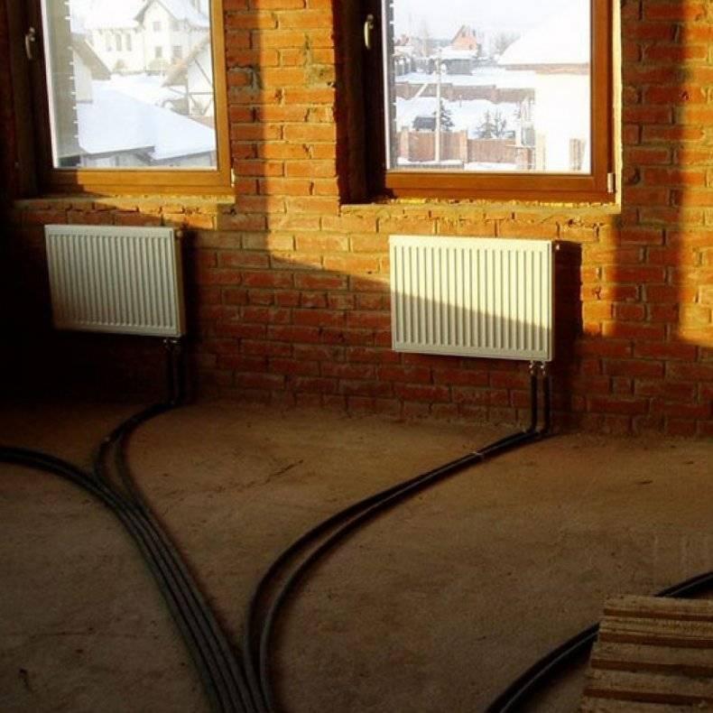 Отопление загородного дома: обзор вариантов решения отопительной проблемы