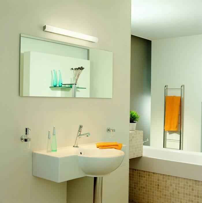 Светильники для ванной комнаты (настенный, влагозащитный, светодиодный): рейтинг лучших