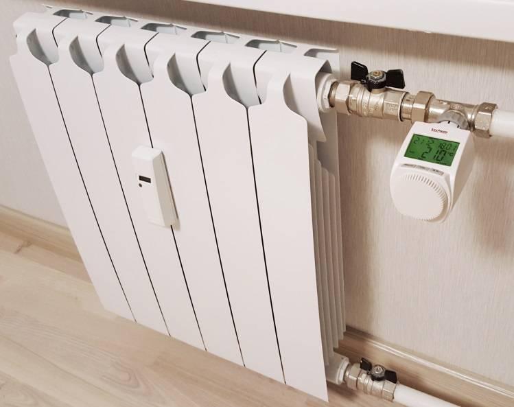Как поставить счётчики на отопление в квартиру: установка