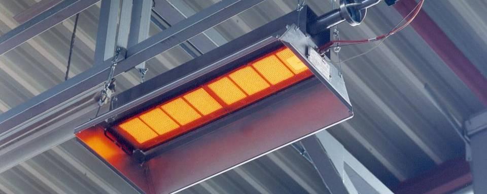 Как выбрать уличные обогреватели (газовые, инфракрасные)