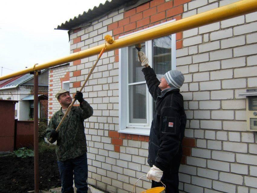 Чем утеплить газовую трубу на улице от конденсата: выбор материала и инструктаж по утеплению | отделка в доме