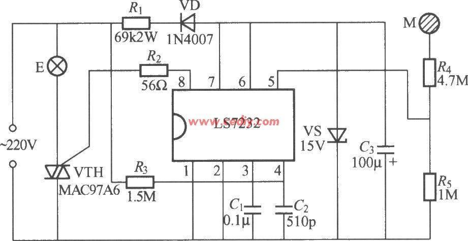 Схема подключения диммера, описание и монтаж устройства!