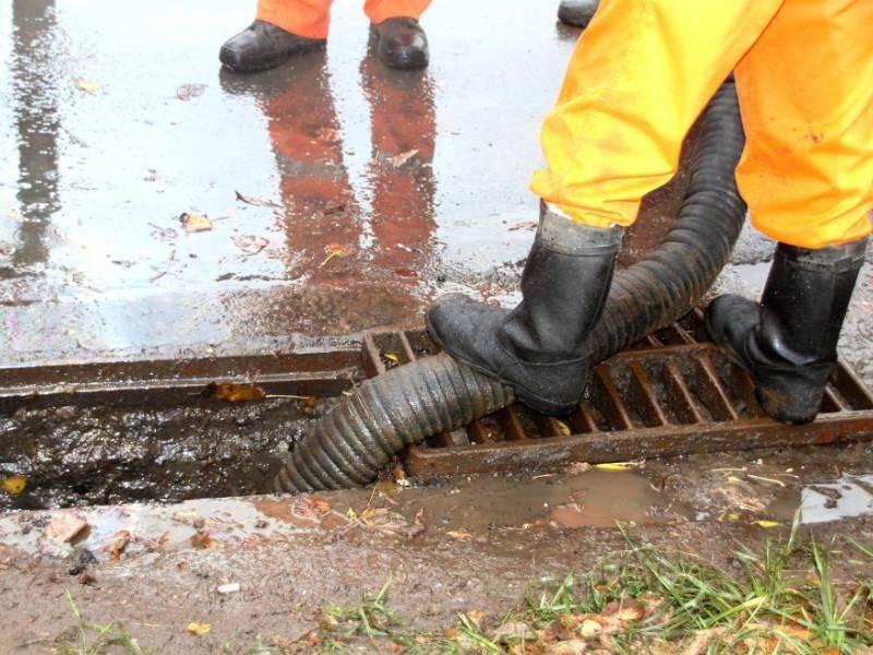 Очистка ливневой канализации: частота промывки и используемые методы