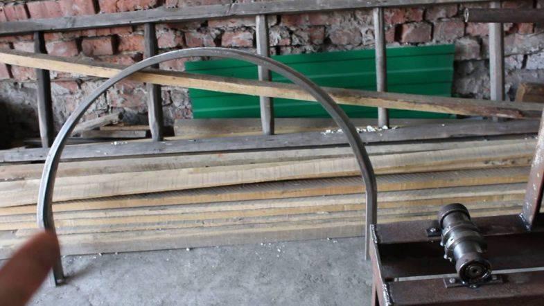 Гибка труб — современные способы и оборудование