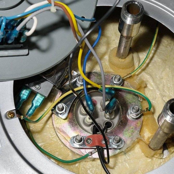 Как поменять тэн в водонагревателе: инструктаж проведения ремонта - точка j