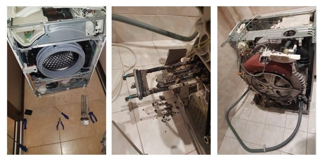 Стиральная машина гудит и не отжимает – поломка или сбой программы
