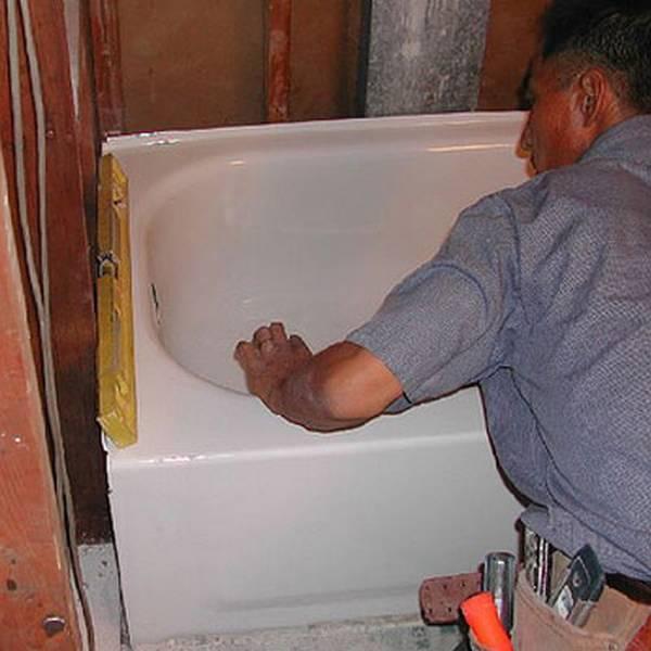 Установка ванны своими руками: пошаговая инструкция, как установить ванну самостоятельно - san-remo77.ru