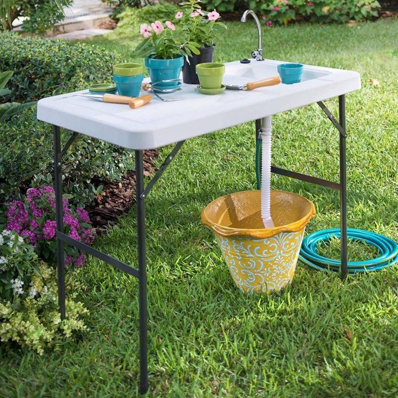 Выбираем умывальники для сада и дачи: нюансы, советы и фото дачных умывальников
