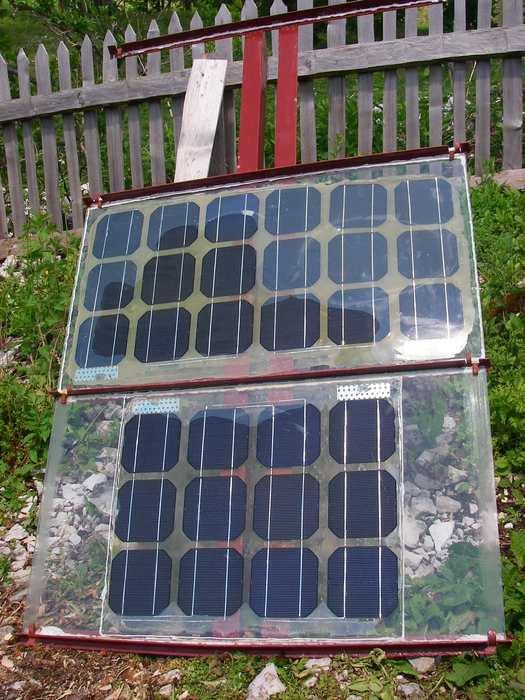 Как самостоятельно сделать солнечную батарею: пошаговый инструктаж