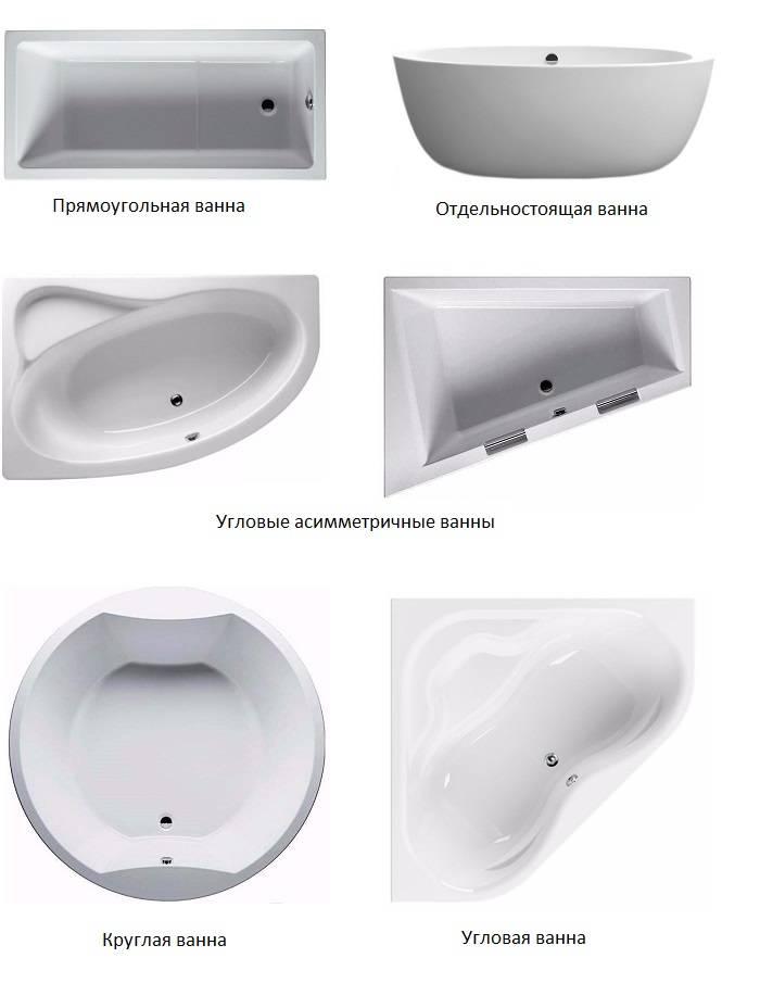 Как выбрать акриловую ванну – на что обратить внимание, нюансы выбора