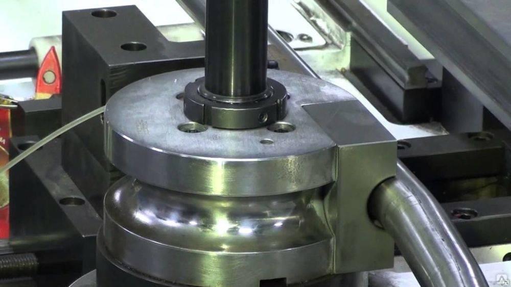 Технология гибки металлической трубы - методы и виды станков