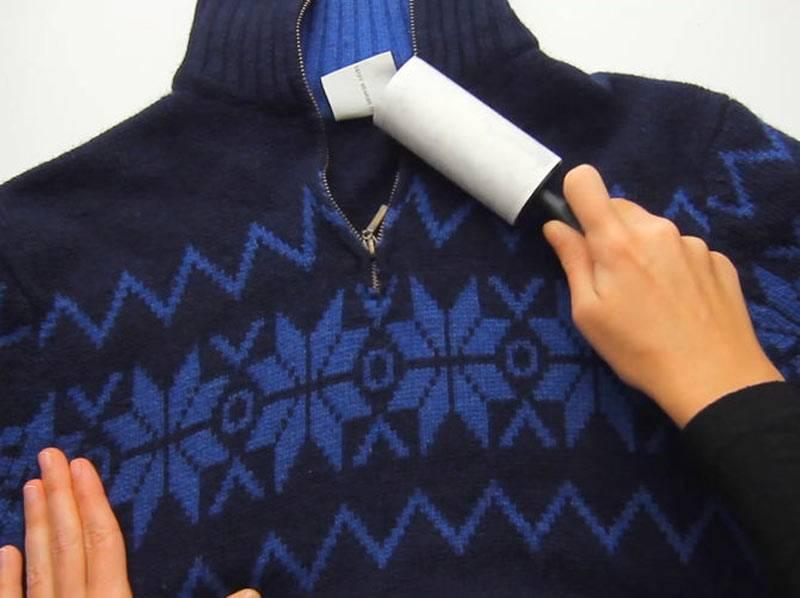 Катышки на одежде: причины появления и методы удаления