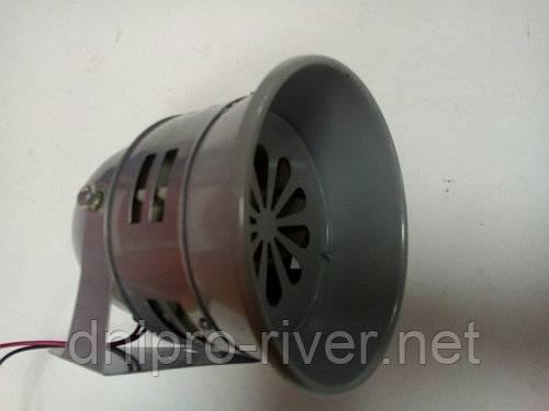 Воздушная сирена для сигнализации или гаража
