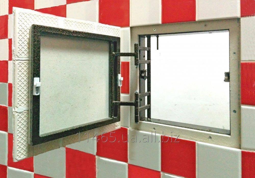 Монтаж ревизионного люка под плитку: подробная инструкция