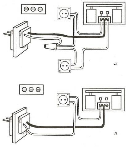 Устанавливаем звонок в квартиру. типовые схемы и монтажная инструкция