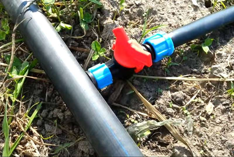 Система полива на даче из пластиковых труб своими руками пошаговая инструкция с фото и видео