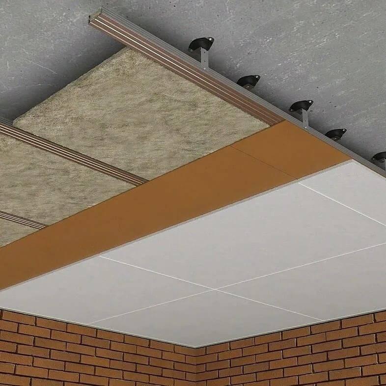Шумоизоляция потолка в квартире и доме: применяемые материалы, инструкция как сделать, видео и фото