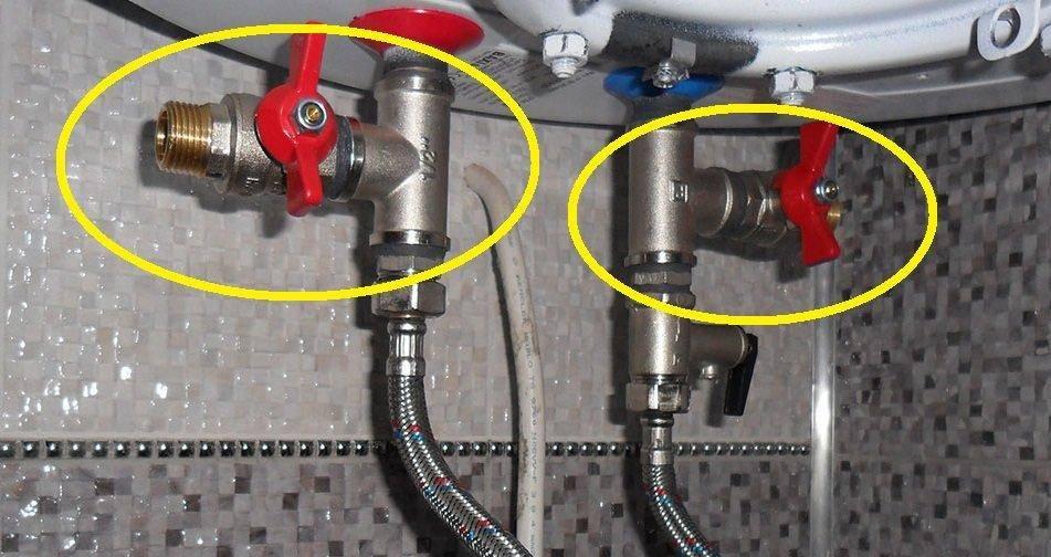 Нужно ли сливать воду из водонагревателя, если не пользуешься