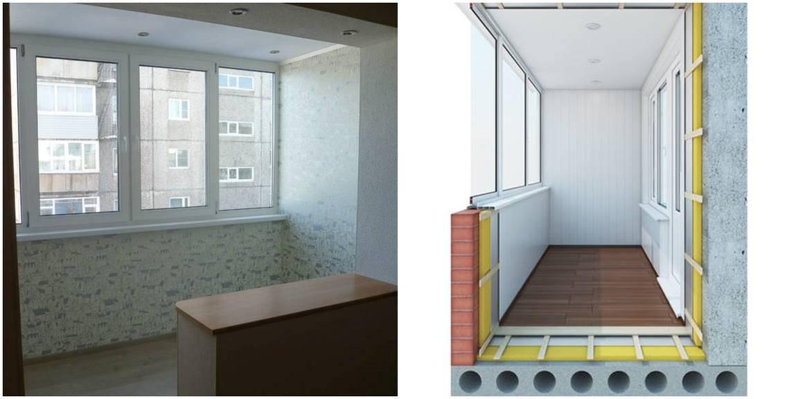 Как присоединить балкон к комнате и оформить это?