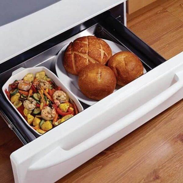 Зачем нужен ящик под духовкой у плиты – рецепты с фото
