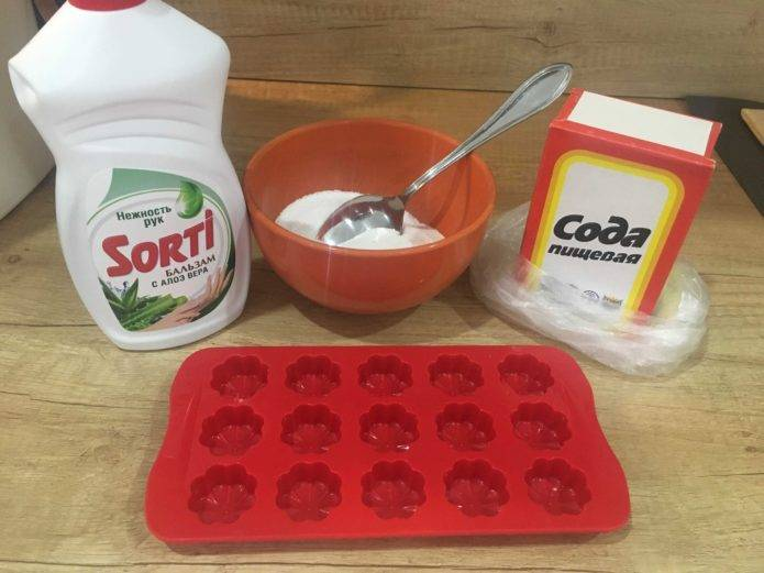 Таблетки для посудомоечной машины своими руками: секреты и рецепты