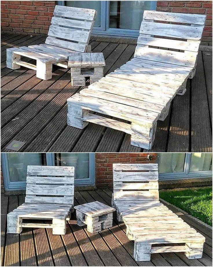 Мебель из поддонов: фото и пошаговый процесс изготовления
