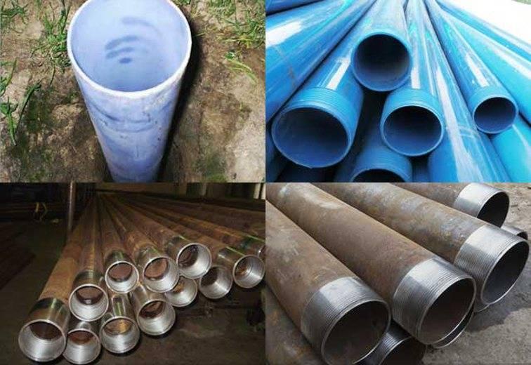 Что такое обсадная труба для скважины: устройство обсадных колонн, виды обсадки скважин