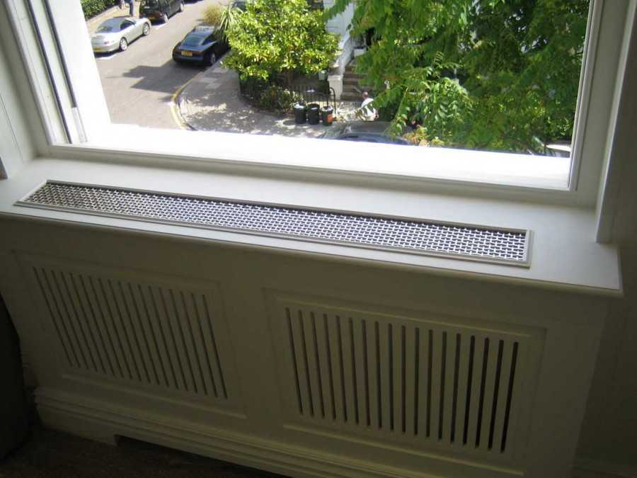 Как закрыть радиатор отопления своими руками - всё об отоплении и кондиционировании