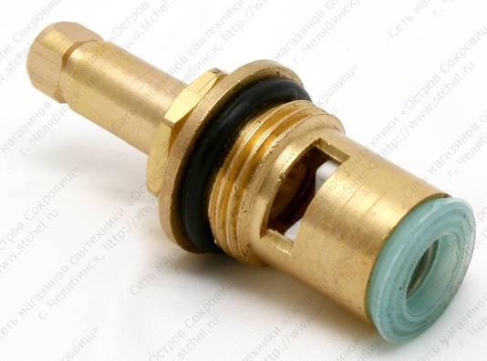 Разборка и ремонт кран-буксы