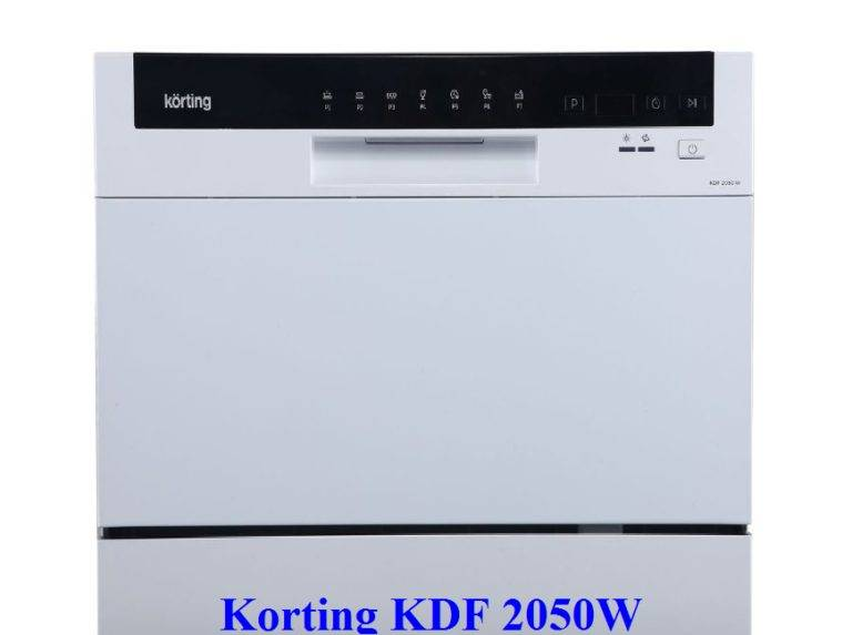 Производитель посудомоечных машин, выбрать пмм korting
