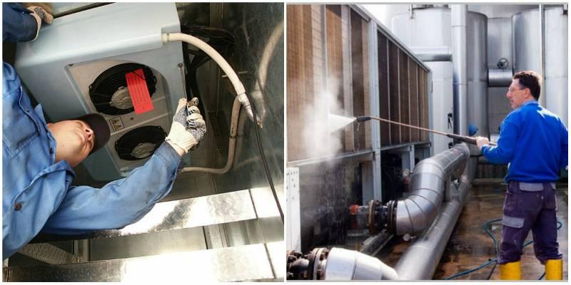 Ремонт и техническое обслуживание систем вентиляции