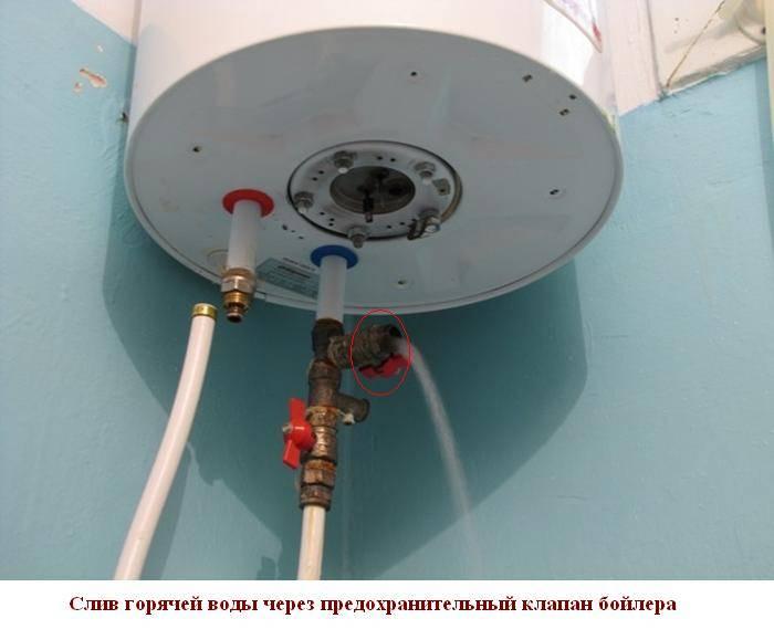 Нужно ли сливать воду из водонагревателя (с бойлера) — надо ли, во время простоя, на зиму, слив, на даче, после выключения, если не пользуешься, термекс,электролюкс, хаер, аристон, занусси, баллу
