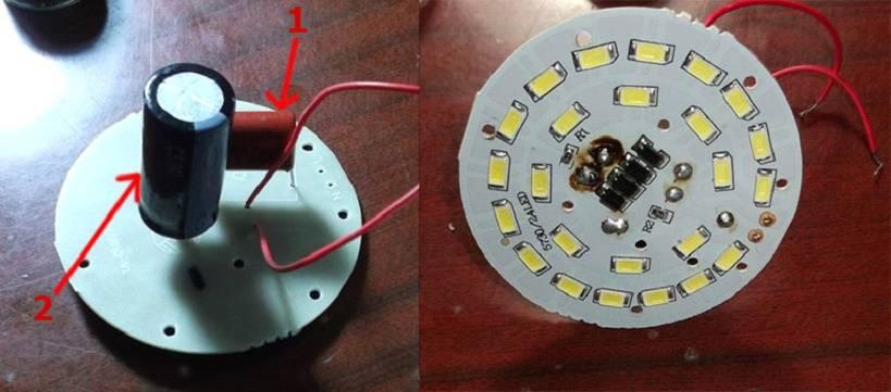 Почему моргают светодиодные лампочки: поиск неисправности + как починить - shcherbak