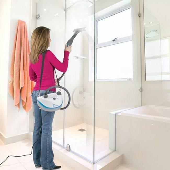 Как ухаживать за душевой кабиной в домашних условиях: правила очистки, обзор средств