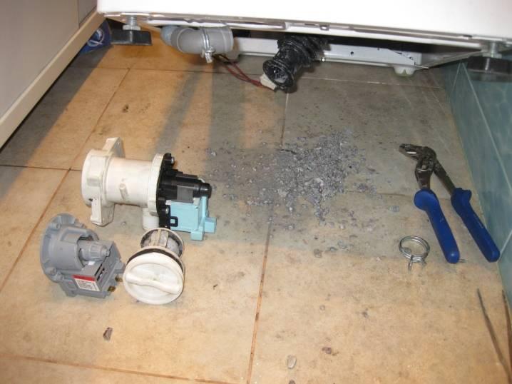 Как подобрать сливной насос к стиральной машине