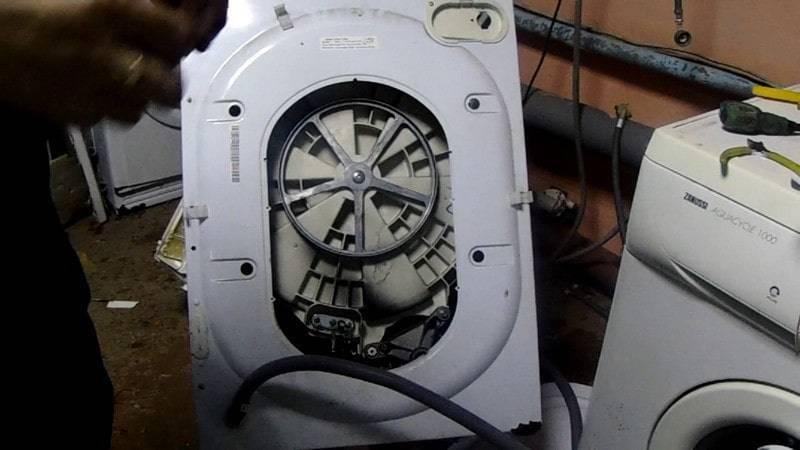 Как отремонтировать стиральную машинку в домашних условиях?
