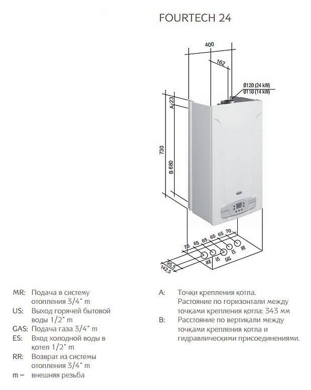 Газовый котел baxi: виды агрегатов, обзор популярных моделей, как выбрать